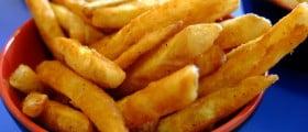 Cine a inventat cartofii prajiti