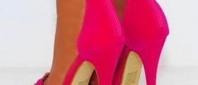Cine a inventat pantofii cu toc