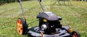 Cine a inventat masina de tuns iarba