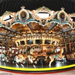 Cine a inventat caruselul