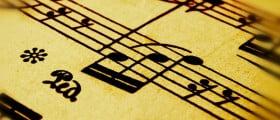 Cine a inventat notele muzicale