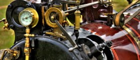 Cine a inventat motorul cu aburi